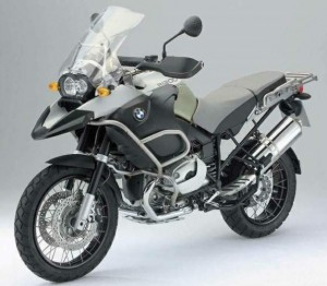main styles of road motorbikes - bmw r1200gs - www.MotorbikeLicense.com