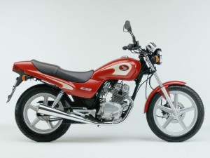 What is the best motorcycle for a beginner - Honda CB250 - www.MotorbikeLicense.com