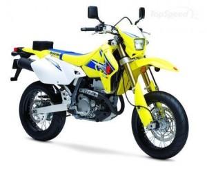 main styles of road motorbikes - suzuki DRZ400SM 2006 - www.MotorbikeLicense.com