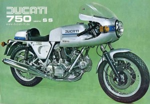 what are motorcycle fairings - ducati 750ss desmo - www.MotorbikeLicense.com