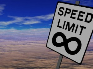 How Fast Does A 250cc Motorcycle Go - speed limit sign - www.MotorbikeLicense.com